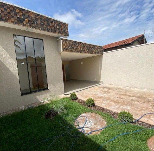 Casa 3 Qts, 1 Suíte - Parque das Flores, Goiânia - Acabamento de alto padrão - Foto 7