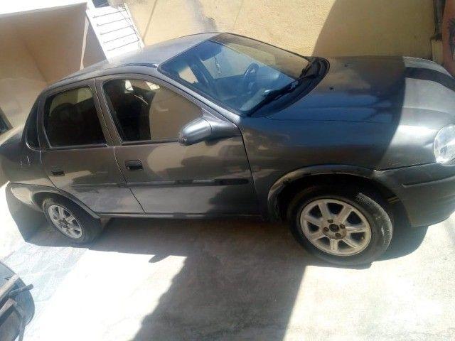 Corsa 1.6 96 GL Sedan GNV - Foto 4