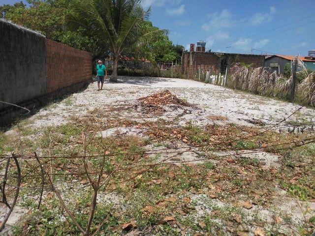 Terreno  na praia de Barra de catuama
