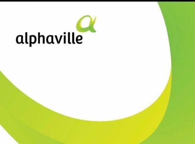 Alphaville 1 etapa- Ágio lote , b109 e c126, passo pelo valor pago cada junto Alphaville