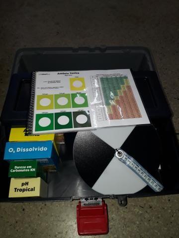 Kit de Analise para Piscicultura!