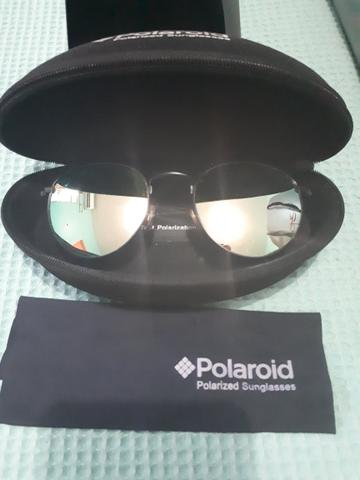 280a4c165dda6 Óculos de Sol espelhado marca Polaroid - Bijouterias