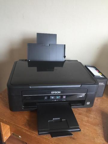 Impressora Epson L380 Bullink