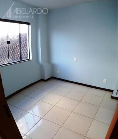 Abelardo imóveis - apartamento de 2 dormitórios sendo 1 demi-suíte, sala jantar, sala de t - Foto 7