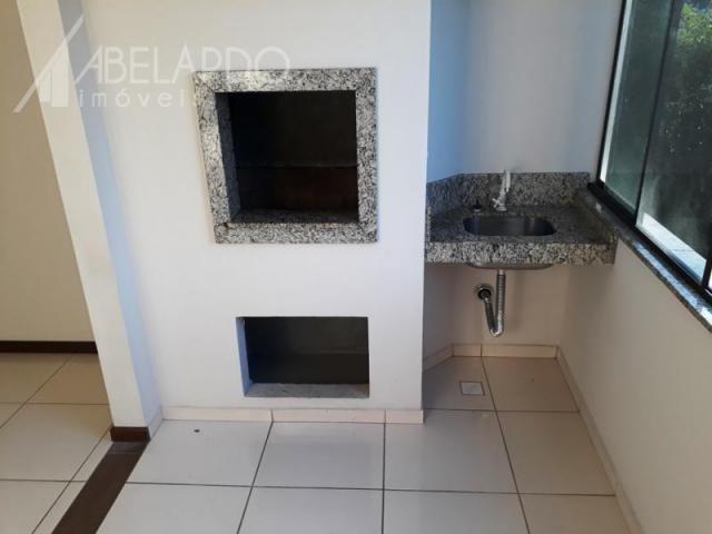 Abelardo imóveis - apartamento de 2 dormitórios sendo 1 demi-suíte, sala jantar, sala de t - Foto 11