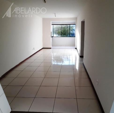 Abelardo imóveis - apartamento de 2 dormitórios sendo 1 demi-suíte, sala jantar, sala de t - Foto 3