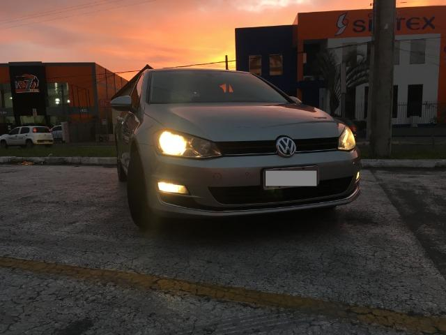 Abaixo da FIPE - Volkswagen Golf 1.4 Highline TSI - Foto 11