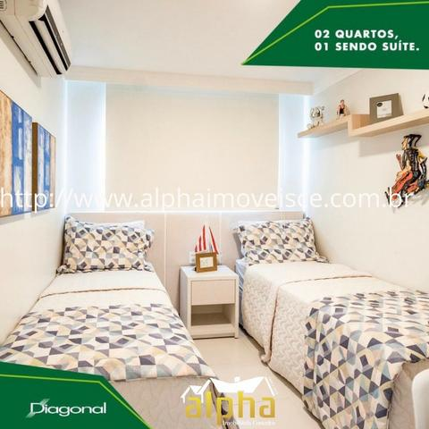 Apartamento 3 Quartos -Lagoa Jóquei Ville- Unidade Promocional-2 Andar - Foto 8