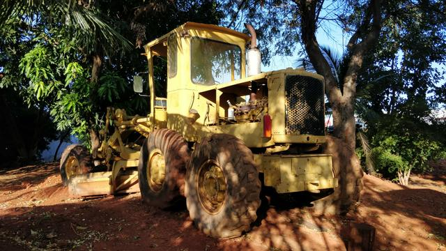Patrol Motoniveladora Cat Caterpillar 120B - Foto 2