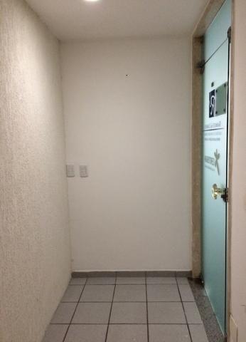 Alugo escritório sala comercial na Aldeota. Excelente Localização - Foto 4