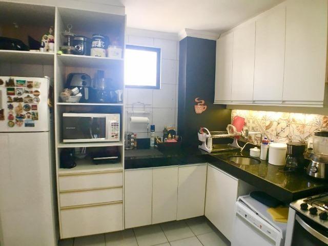 Apartamento no Luciano Cavalcante com 3 quartos e 2 vagas - Foto 9