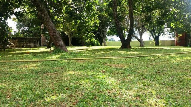Sobrado estilo colonial com Amplo terreno para quem quer morar om Qualidade de vida - Foto 14