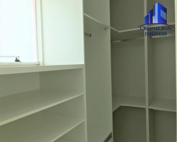 Casa à venda alphaville litoral norte i, r$ 1.400.000,00, excelente, 4 suítes, piscina nov - Foto 11