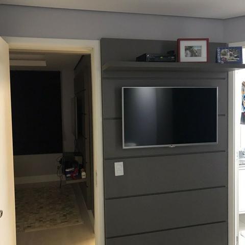 Lindo apartamento mobiliado e duas vagas de garagem - Foto 16
