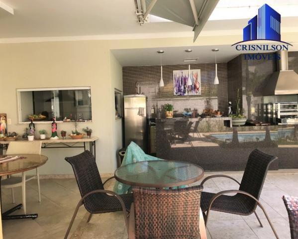 Casa à venda alphaville salvador i, excelente, r$ 2.500.000,00, piscina, espaço gourmet, 4 - Foto 4