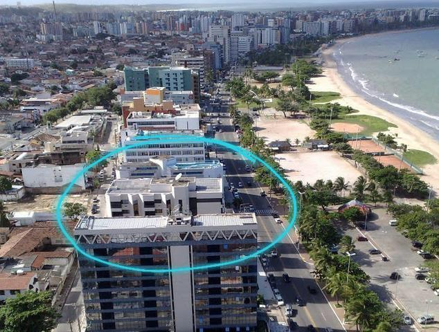 Casa Bela - Beira Mar- vista pro mar -60m- 2/4 com suíte - 300 Mil- Porteira Fechada - Foto 2