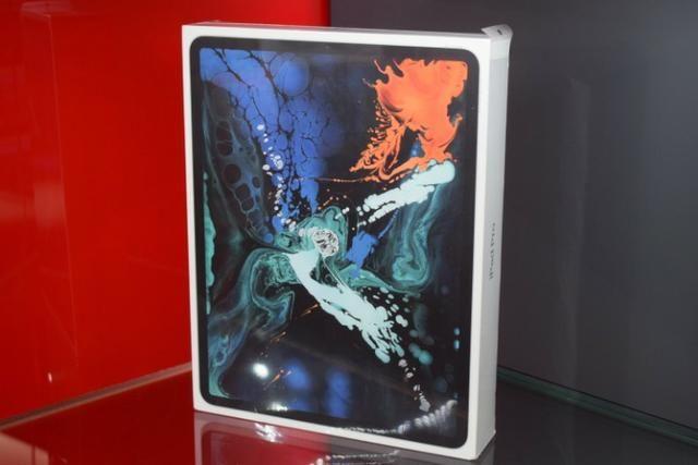 "Apple iPad Pro 12.9"" 64GB Wi-Fi + 4G Silver MTHP2LL/A - Produto Novo, Lacrado"