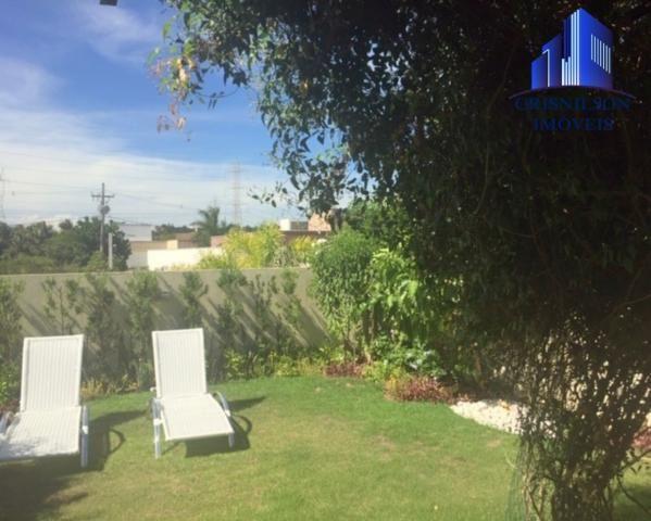 Casa à venda alphaville ii salvador, r$ 1.350.000,00, excelente casa térrea com jardim, am - Foto 7