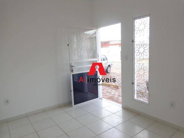 Sala para alugar, 35 m² por r$ 1.300/mês - bosque - rio branco/ac - Foto 8
