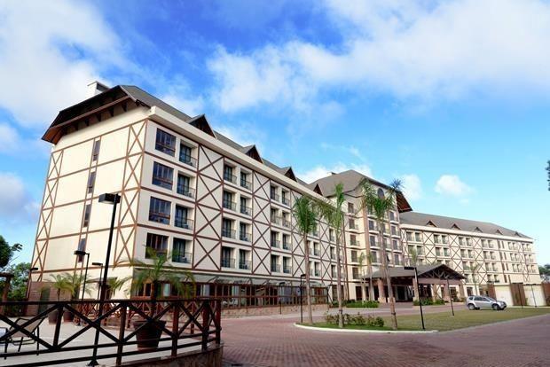 Cota de flat Hotel Bristol Vista Azul - Foto 3