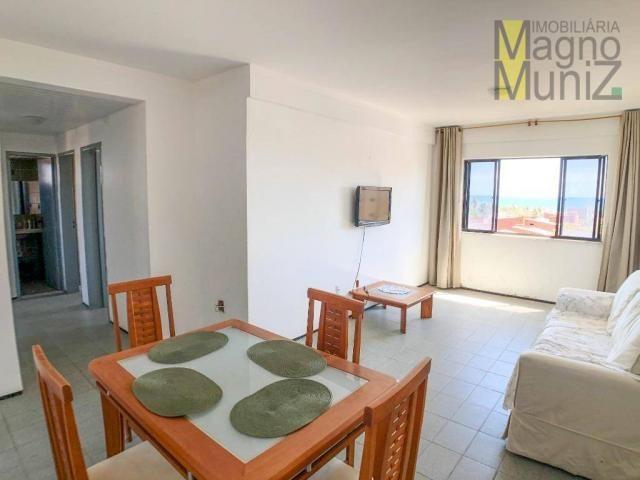 Edifício ilha de marajó - apartamento com 3 quartos à venda, 80 m², vista mar e com elevad