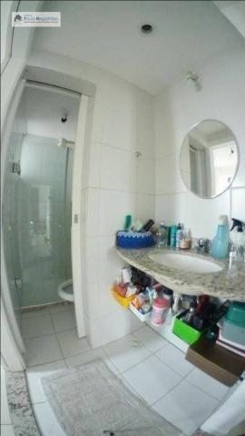 Apartamento com 3 dormitórios à venda, 70 m² - Graça - Salvador/BA - Foto 12