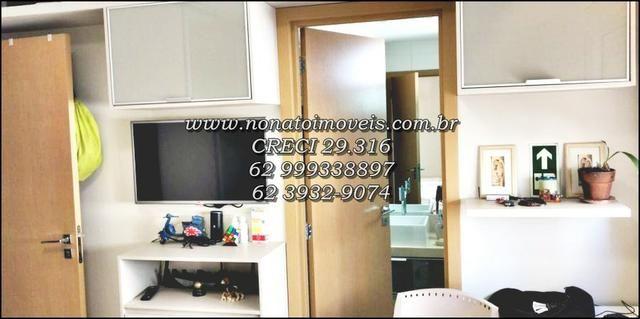179m² no Setor Marista em Goiania ! Com 3 Suites plenas - Foto 12