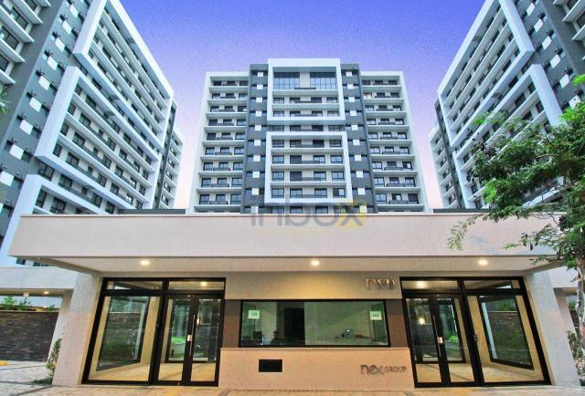 Ótimo apartamento de 1 dormitório para alugar, 42 m² por R$ 1.800/mês - Central Parque - P - Foto 13