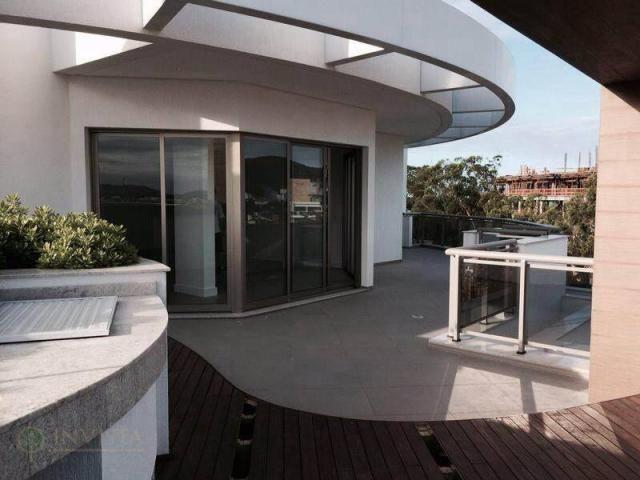 Cobertura residencial à venda, jurerê internacional, florianópolis. - Foto 12