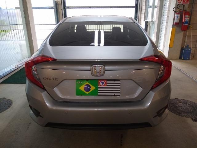 New Civic Exl Top Único Dono Baixo Km Impecável - Foto 2
