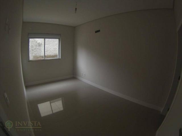 Apartamento novo 3 dormit 3 suítes sacada com churrasqueira - Foto 14