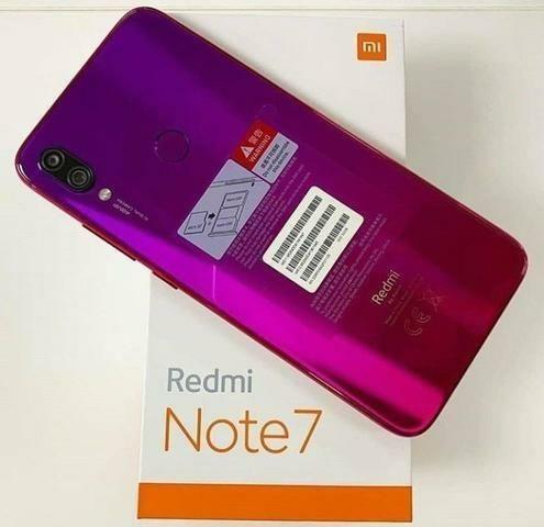 Celular Xiaomi Redmi Note7 Red 64 GB - Foto 2