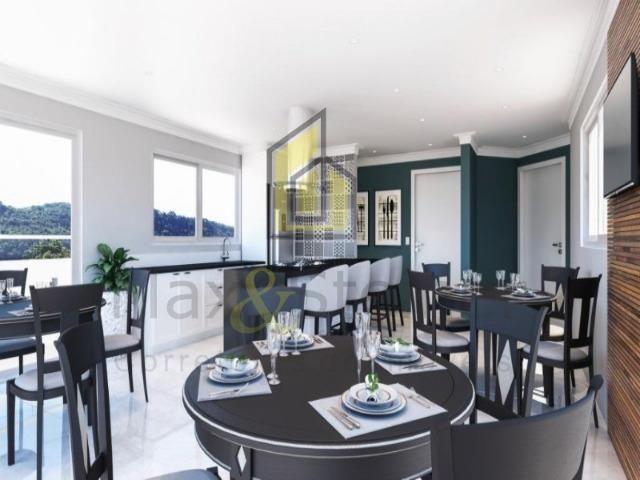 Floripa# Apartamento 3 dorms,1 suíte. Financiamento fácil. * - Foto 3
