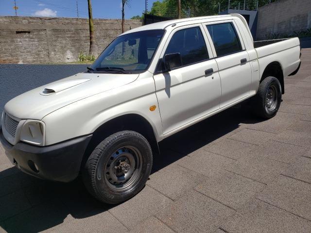 L200 GL 4x4 Diesel 2010 Repasse