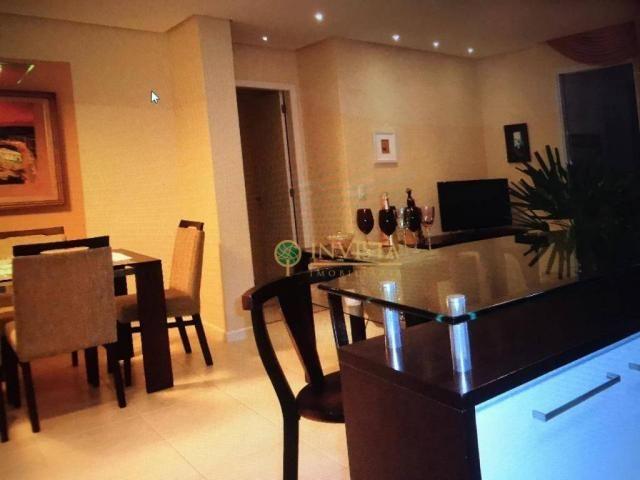 Amplo apartamento de 3 dormitórios sendo 2 suítes no Jurerê Internacional - Foto 19