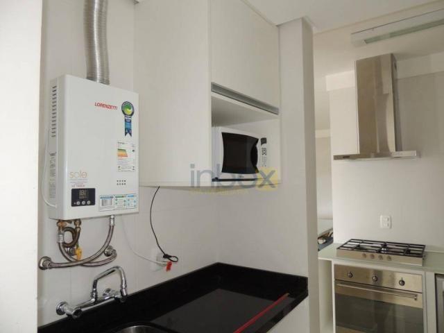 Inbox aluga - excelente apartamento de 2 dorm** suíte mobiliado na cidade alta - Foto 8