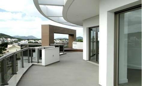 Cobertura residencial à venda, jurerê internacional, florianópolis. - Foto 13