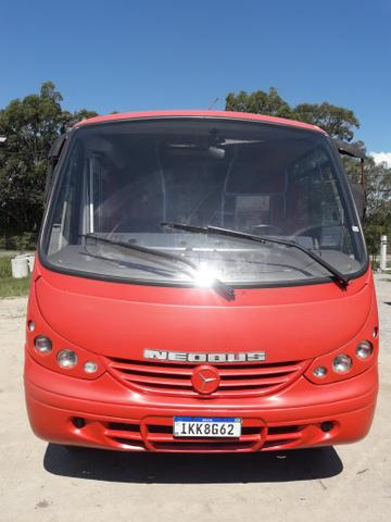 Micro ônibus Mercedes Benz thunder lo - Foto 5