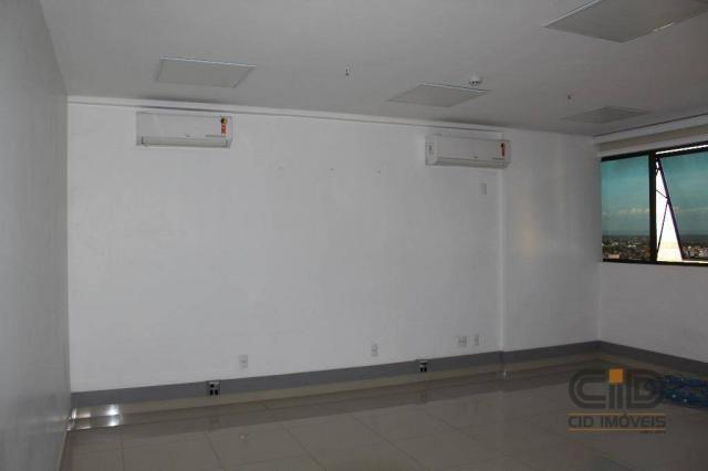 Sala para alugar, 120 m² por r$ 5.000,00/mês - jardim aclimação - cuiabá/mt - Foto 15