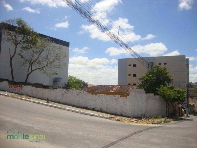Terreno à venda, 435 m² por R$ 450.000,00 - Heliópolis - Garanhuns/PE - Foto 7