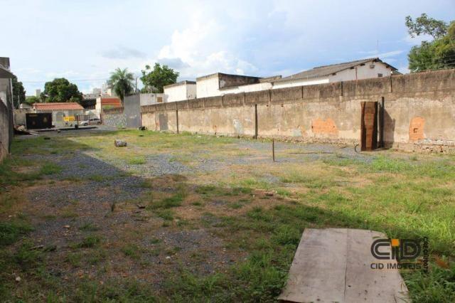 Terreno para alugar, 1025 m² por r$ 2.500,00/mês - porto - cuiabá/mt - Foto 4