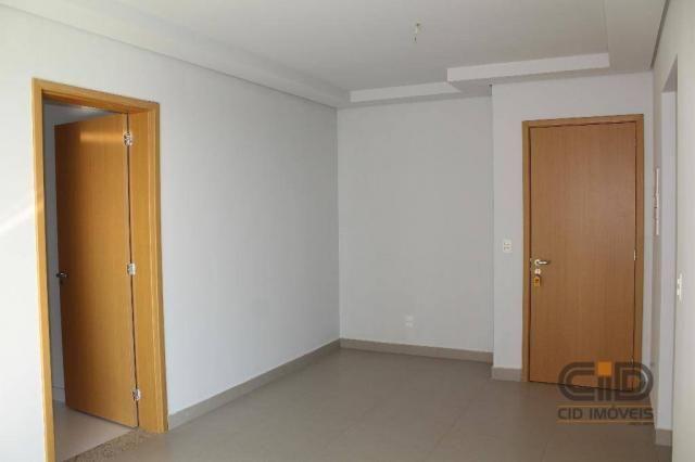 Apartamento com 2 dormitórios para alugar, 88 m² por r$ 2.500/mês - ribeirão do lipa - cui - Foto 4