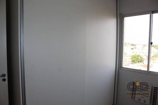 Apartamento duplex com 3 dormitórios para alugar, 108 m² por r$ 1.800/mês - goiabeiras - c - Foto 8