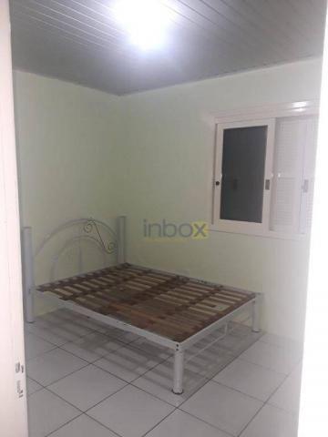 Inbox aluga - casa parte superior de 2 dormitórios com churrasqueira e garagem - Foto 3