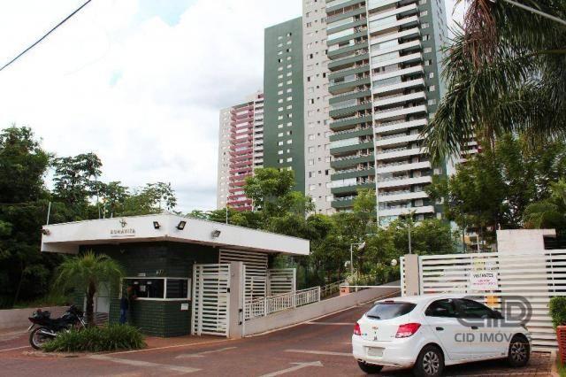 Apartamento com 4 dormitórios à venda, 141 m² por r$ 750.000 - jardim aclimação - cuiabá/m