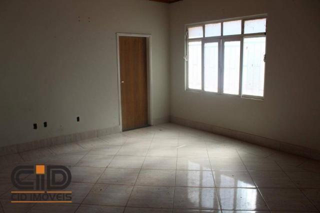 Sobrado comercial para alugar, 450 m² por r$ 4.000/mês - centro norte - cuiabá/mt - Foto 9
