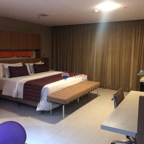 Loft com 1 dormitório à venda, 30 m² por r$ 320.000 - zona industrial - guará/df - Foto 3