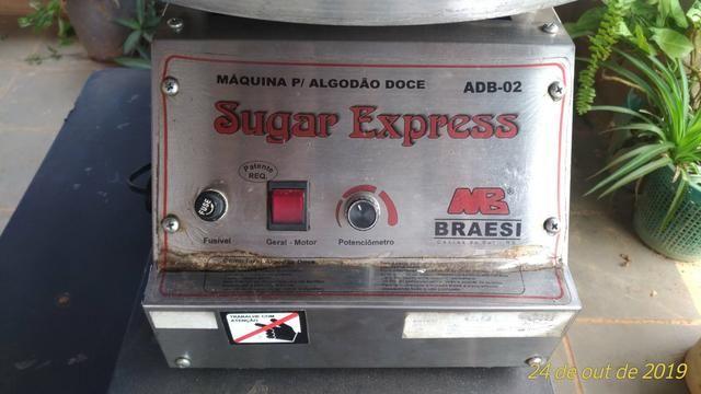 Máquina de algodão doce - Foto 3