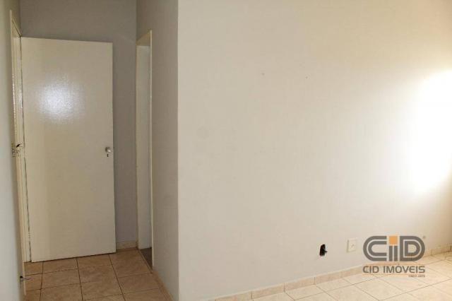 Apartamento com 3 dormitórios à locação , 103 m² por r$ 1.000/mês - bosque da saúde - cuia - Foto 12