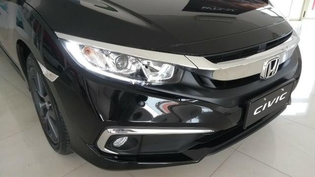Honda Civic EXL 2.0 CVT - Zero KM - Mod 2020 - Foto 5